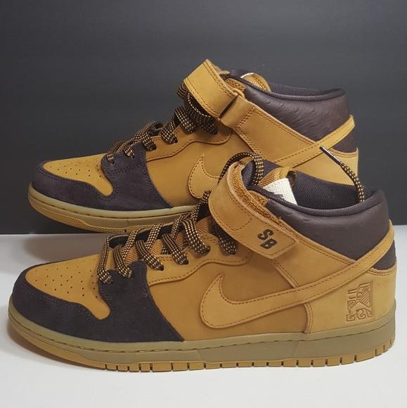 size 40 d4e6d 9aa85 Nike SB Dunk Mid Pro
